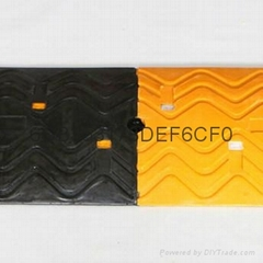厂家供应高强橡胶减速带