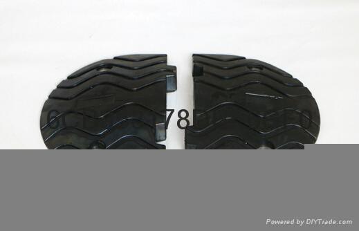 厂家供应高强橡胶减速带 3