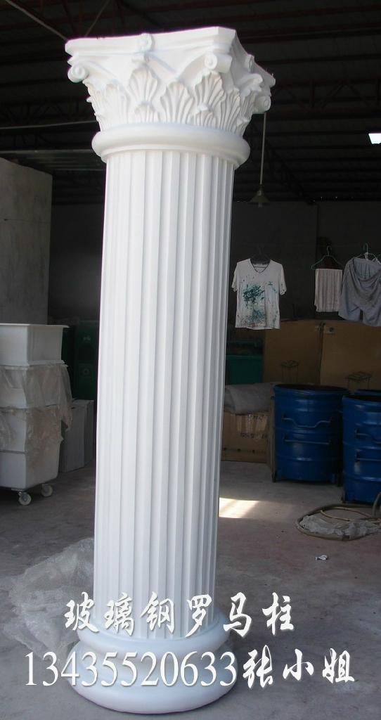 玻璃鋼羅馬柱 4