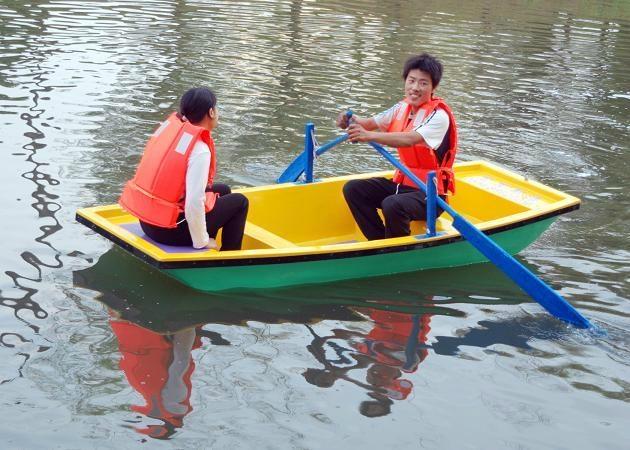 玻璃钢手划船 1