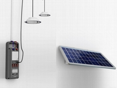 2015 hot selling portable 20w solar system