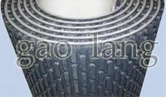 NANG251044砂光机直条纹输送带
