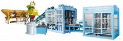 中材建科QTY9-18全自動磚機生產線 北京免燒制磚機設備 液壓制磚機器