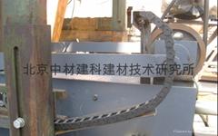 西藏砖机QTY4-20A型砖机,中材建科全自动水泥砖机