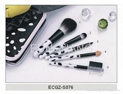 Makeup brush-set