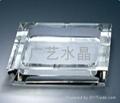 水晶煙灰缸 1