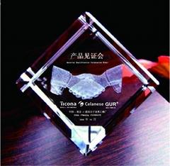 水晶3D內雕