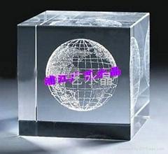 水晶内雕工艺品