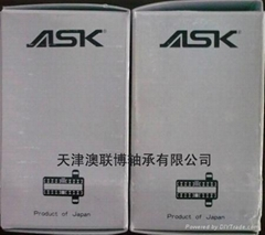 ASK直線軸承 N-12VUU