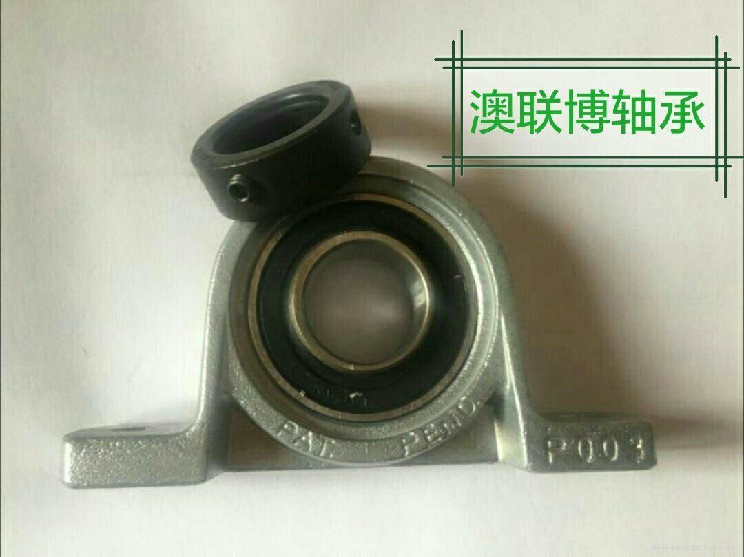 ASAHI轴承 带座轴承 日本ASAHI轴承代理 UP004 1