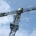 competitive price topless tower crane