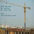 Supply competitive QTZ tower crane
