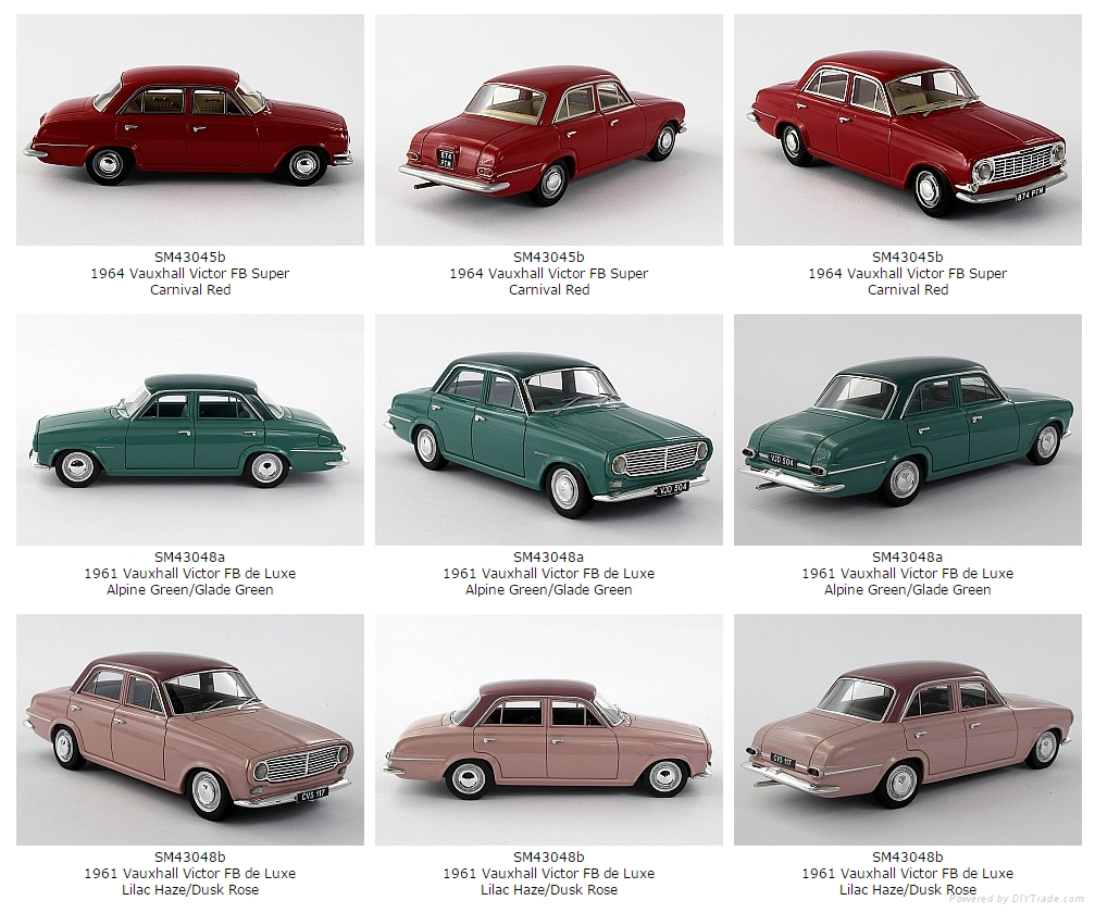 1:43 resin car | scale resin car supplier 1