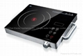 Electric  Hot Plate with Sensor Touch Control, Micro-computer Controlling