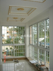 鋁合金高端門窗