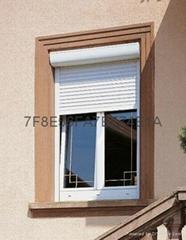 卷帘防护窗  卷帘隔断