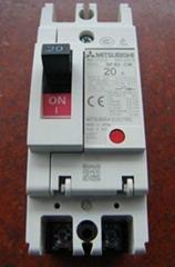 三菱塑壳断路器NF63-CW