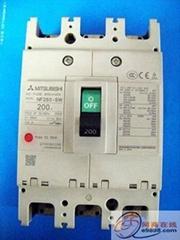 三菱塑壳断路器NF250-SW