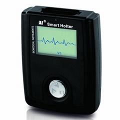 24 Hour Holter ECG EKG Recording up to 7 Days Bi6800-7D
