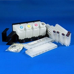 bulk ink system for mimaki mutoh roland printer