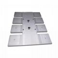 epson surecolor F2000 F2100 F2160 DTG printer Tag/Short Sleeve/Koozie Platen 2