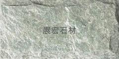 綠石英蘑菇石