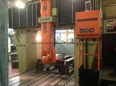 二手五轴联动龙门加工中心2.5X5.5米