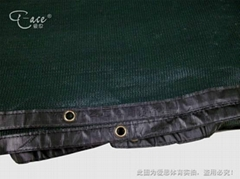防風網優質皮革包邊
