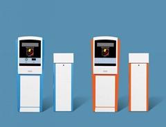 威信智能停車系統供應商售檢票通道閘系統