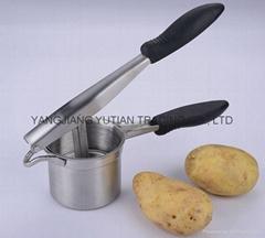 TPR柄压薯器