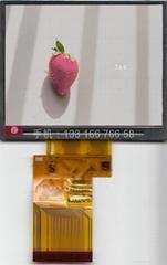 3.5寸可視電話液晶屏