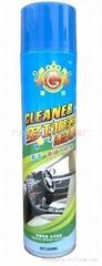 泡沫清洁剂