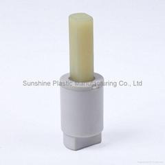 plastic rotary soft close bumper