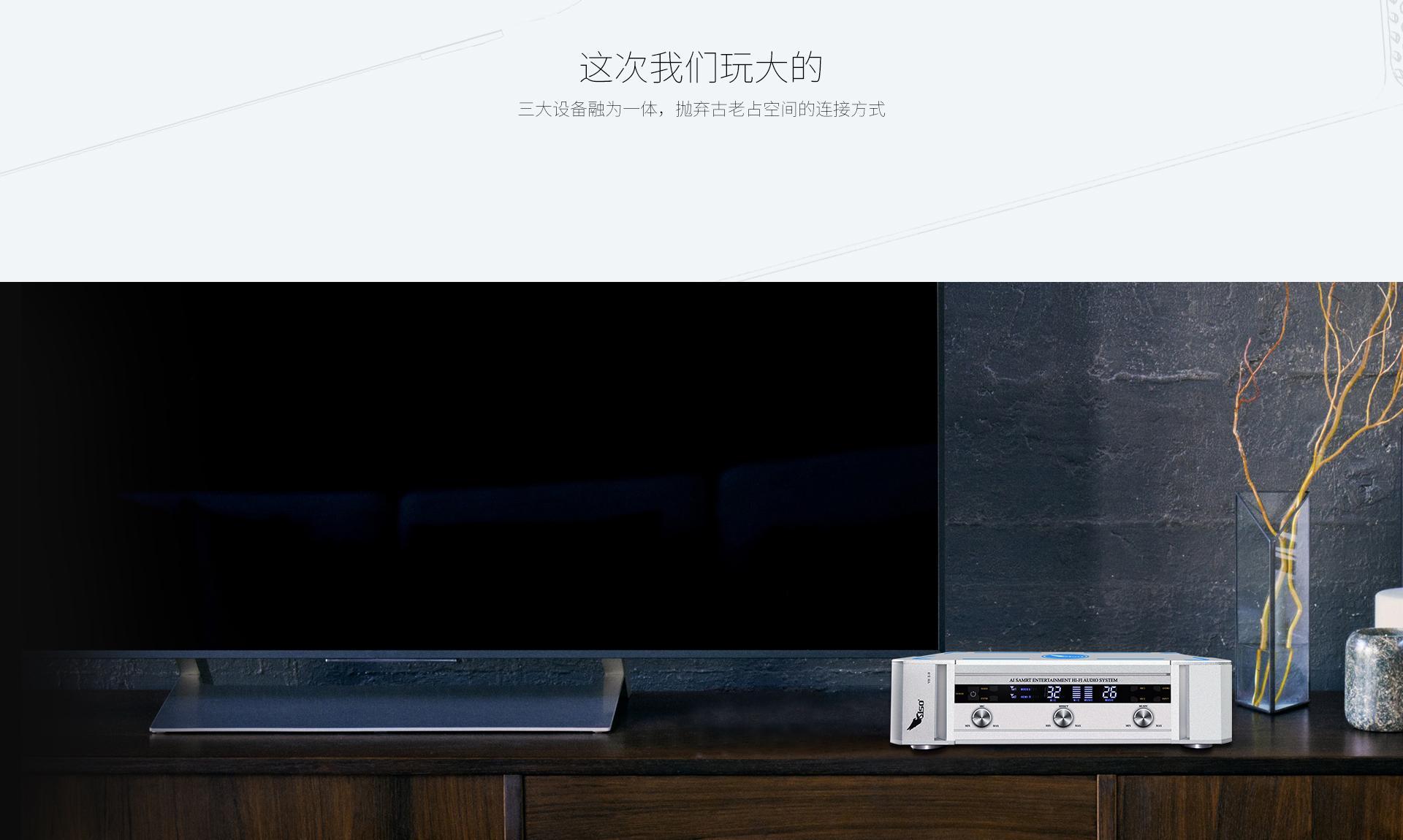 SISO音響卡拉OK設備擴音系統家庭套裝影院 5