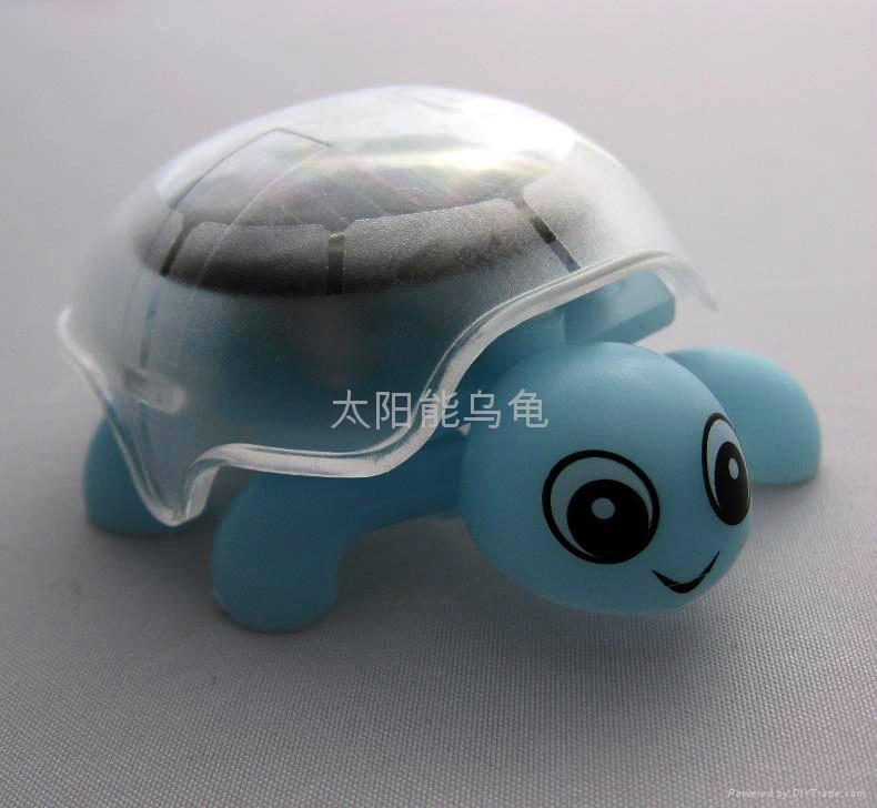 太阳能乌龟 2