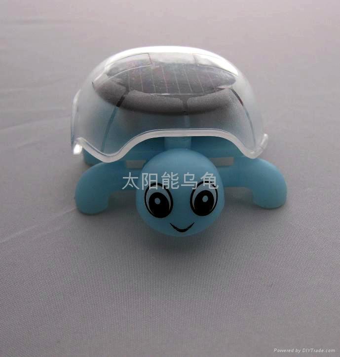 太阳能乌龟 3