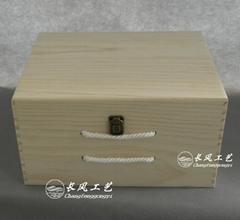六支装红酒木箱