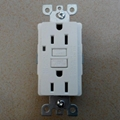 美規漏電保護插座,GFCI漏電