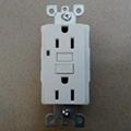 Ground Fault Circuit Interrupter ,Duplex