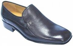 2005年新版牛皮男鞋