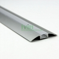 LED floor light, extrusions aluminum for