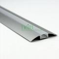 LED floor light, extrusions aluminum for LED, LED floor linear light.