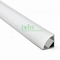 aluminium led profile,aluminium led housing, high power led profiles (Hot Product - 1*)