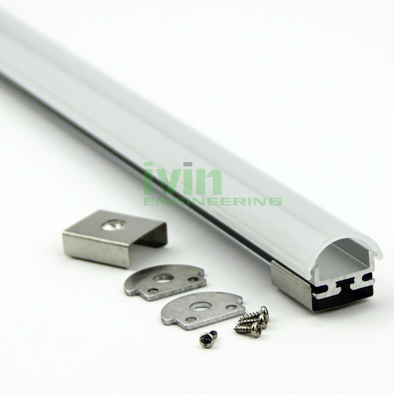 LED office light housing  LED aluminum profile light.  1