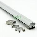 LED office light housing  LED aluminum profile light.