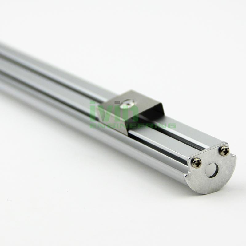 LED office light housing  LED aluminum profile light.  3