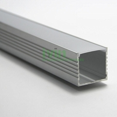 Led aluminum channels fit 31mm width strip light  widely aluminum channels