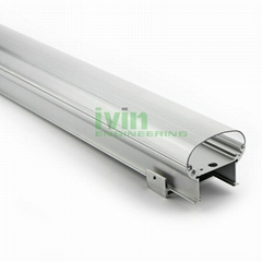 24W  LED wash wall light heatsink LED  wallwasher fittings