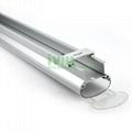 24W  LED wash wall light heatsink LED  wallwasher fittings 2