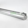 18W 24W LED  wallwasher fittings with plastic cover  aluminum heatsink